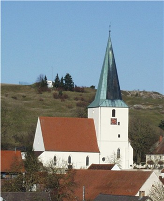 Ev. Kirche Schmähingen